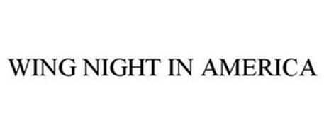 WING NIGHT IN AMERICA