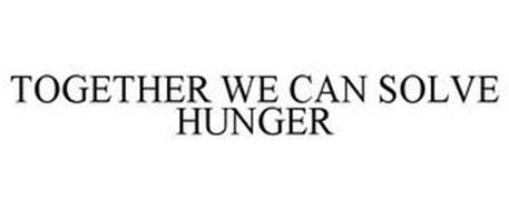 TOGETHER WE CAN SOLVE HUNGER