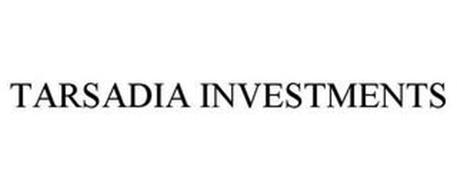 TARSADIA INVESTMENTS