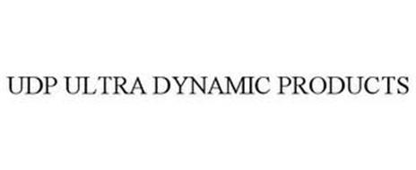 UDP ULTRA DYNAMIC PRODUCTS