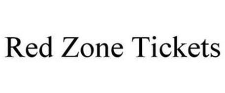 RED ZONE TICKETS