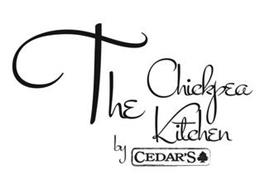 THE CHICKPEA KITCHEN BY CEDAR'S