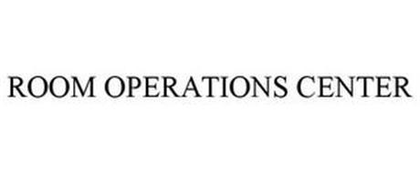ROOM OPERATIONS CENTER