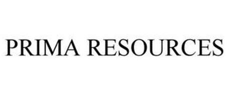 PRIMA RESOURCES