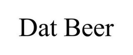 DAT BEER