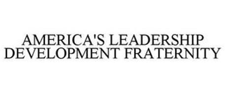 AMERICA'S LEADERSHIP DEVELOPMENT FRATERNITY