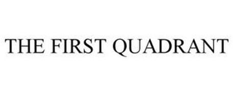 THE FIRST QUADRANT