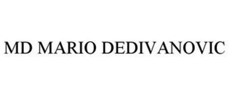 MD MARIO DEDIVANOVIC