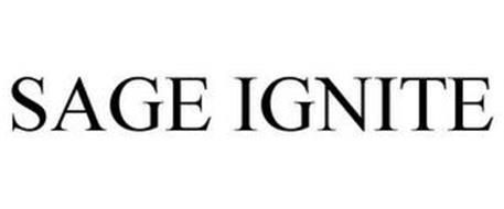SAGE IGNITE