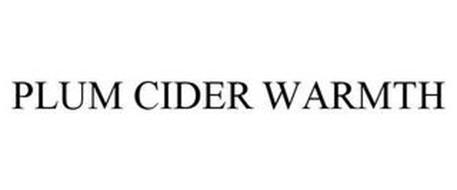 PLUM CIDER WARMTH