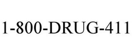 1-800-DRUG-411