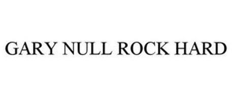 GARY NULL ROCK HARD