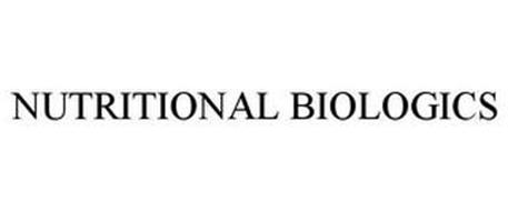 NUTRITIONAL BIOLOGICS