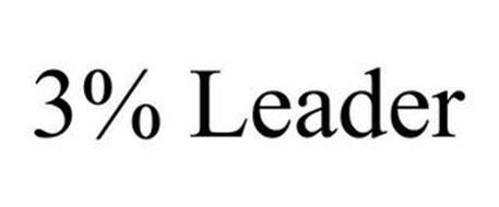 3% LEADER