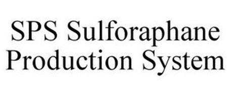 SPS SULFORAPHANE PRODUCTION SYSTEM