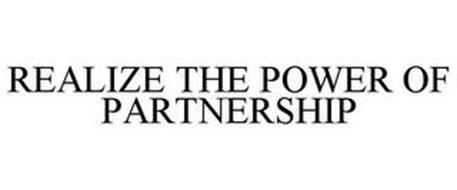 REALIZE THE POWER OF PARTNERSHIP