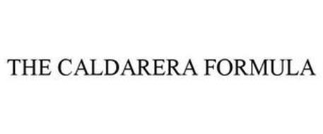 THE CALDARERA FORMULA