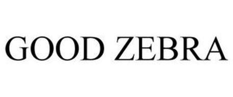 GOOD ZEBRA