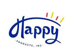 HAPPY PRODUCTS, INC