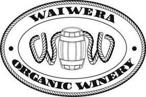 WAIWERA ORGANIC WINERY