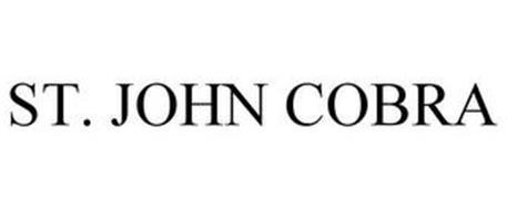 ST. JOHN COBRA