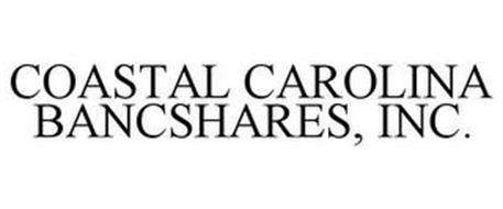 COASTAL CAROLINA BANCSHARES, INC.