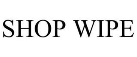 SHOP WIPE