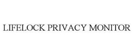 LIFELOCK PRIVACY MONITOR