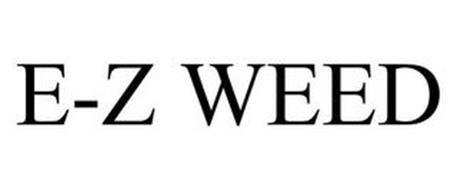 E-Z WEED