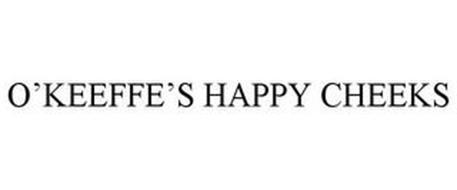 O'KEEFFE'S HAPPY CHEEKS