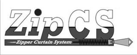 ZIP CS ZIPPER CURTAIN SYSTEM