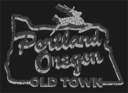 PORTLAND OREGON OLD TOWN