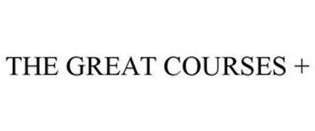 THE GREAT COURSES +