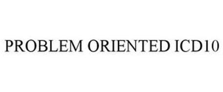 PROBLEM ORIENTED ICD10