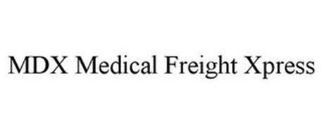 MDX MEDICAL FREIGHT XPRESS