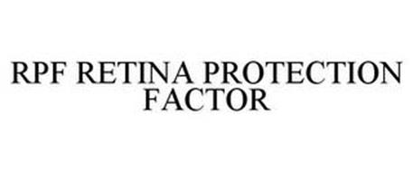 RPF RETINA PROTECTION FACTOR