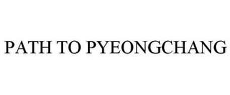 PATH TO PYEONGCHANG