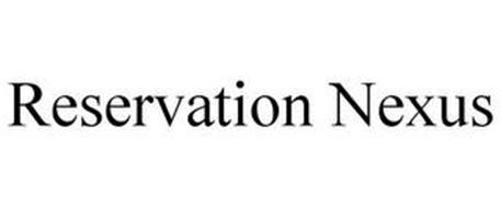 RESERVATION NEXUS