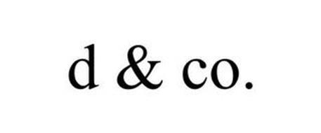 D&CO.
