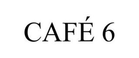 CAFÉ 6