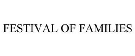 FESTIVAL OF FAMILIES