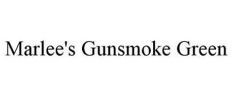 MARLEE'S GUNSMOKE GREEN