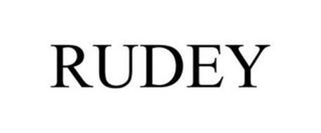 RUDEY