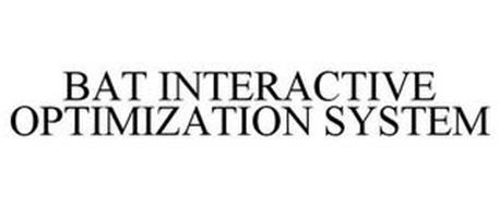 BAT INTERACTIVE OPTIMIZATION SYSTEM