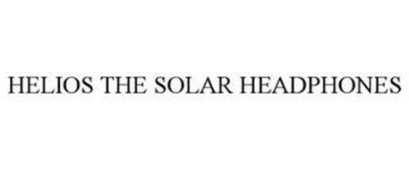 HELIOS THE SOLAR HEADPHONES