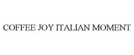 COFFEE JOY ITALIAN MOMENT