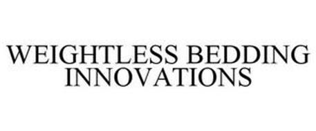 WEIGHTLESS BEDDING INNOVATIONS