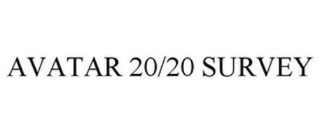 AVATAR 20/20 SURVEY