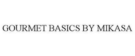 GOURMET BASICS BY MIKASA