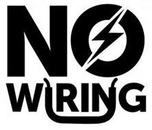 NO WIRING